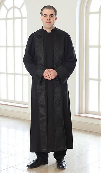 Picture of Abiding Spirit David with Brocade Custom Robe