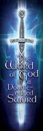 Bookmarks Adults Word of God Sword Heb 4