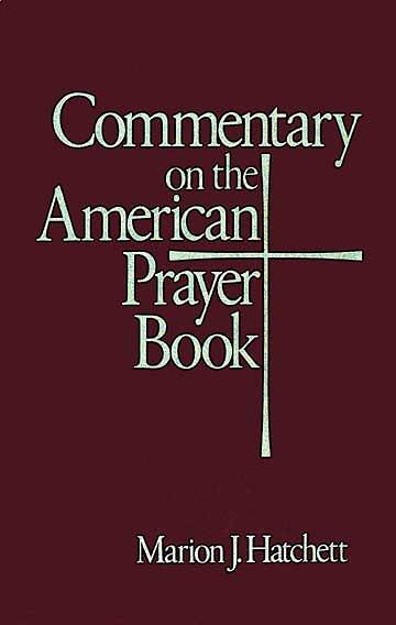 Commentary on the American Prayer Book