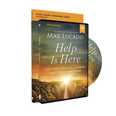 Picture of Help Is Here Study Guide with DVD