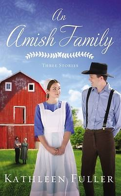Picture of An Amish Family