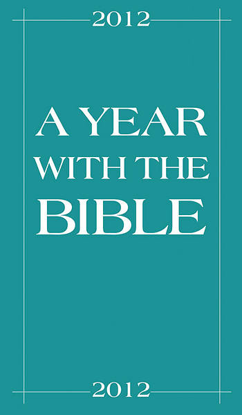 A Year with the Bible 2012 (package of 10)