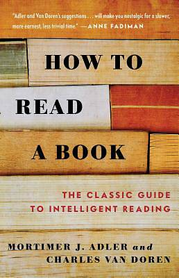Picture of How to Read a Book