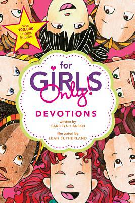 For Girls Only!  Devotions