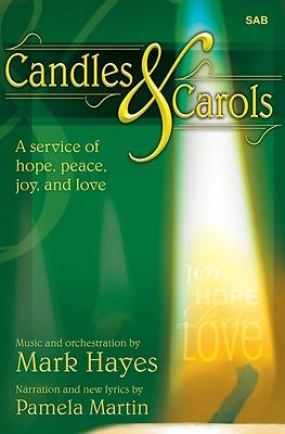 Candles and Carols SAB Choral Book