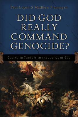 Picture of Did God Really Command Genocide? - eBook [ePub]