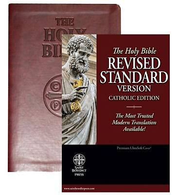 Picture of The Holy Bible Revised Standard Version Catholic Edition Standard Size