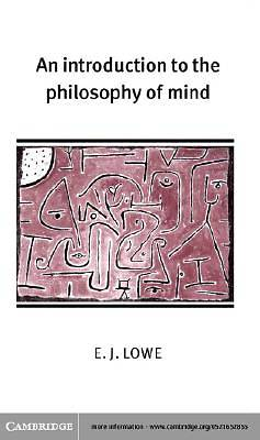 An Introduction to the Philosophy of Mind [Adobe Ebook]