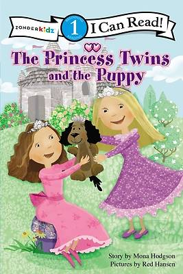 Picture of The Princess Twins and the Puppy