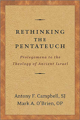 Picture of Rethinking the Pentateuch