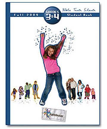 Picture of FaithWeaver Grades 3 & 4 Additional Teacher Guide