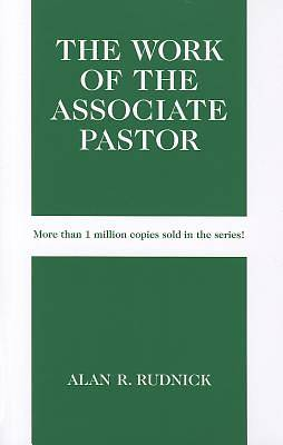 The Work of the Associate Pastor