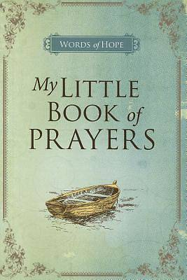 My Little Book of Prayers - Aqua
