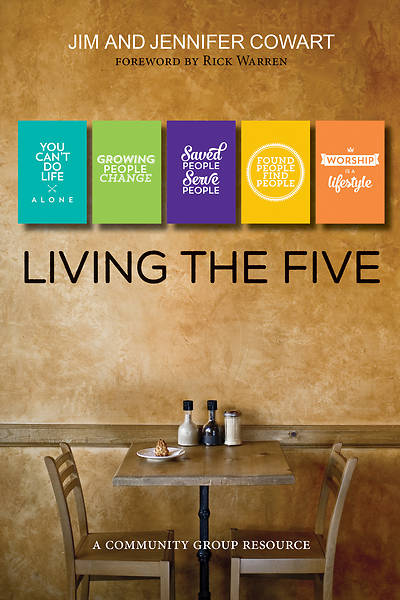 Picture of Living the Five: Participant and Leader Book