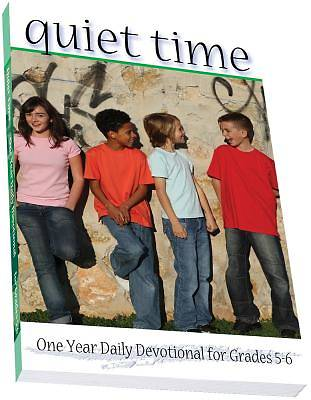 Quiet Time Daily Devotional for 5th and 6th Graders