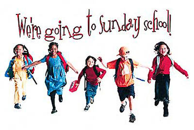 Running Kids Postcard (Package of 25)