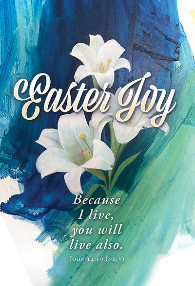 Picture of Easter Joy Cross Bookmark