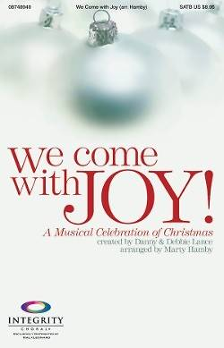 We Come with Joy! Listening CD