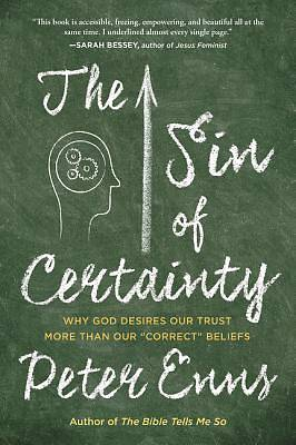 Picture of The Sin of Certainty