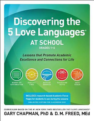 Picture of Discovering the 5 Love Languages at School (Grades 1-6)