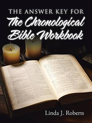 Picture of The Answer Key for the Chronological Bible Workbook
