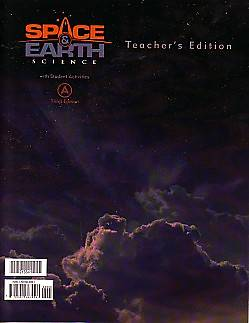 Picture of Space and Earth Science Teacher's Edition 3rd Edition