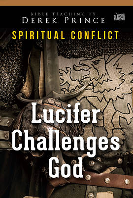 Picture of Audio CD-Lucifer Challenges God (Spiritual Conflict Series) (6 CD)