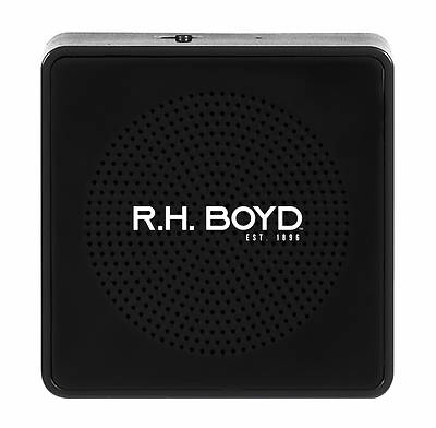 Picture of Vacation Bible School VBS 2021 A New Song The Message in Our Music Mini Bluetooth Speaker Black