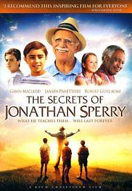 The Secrets of Jonathan Sperry DVD