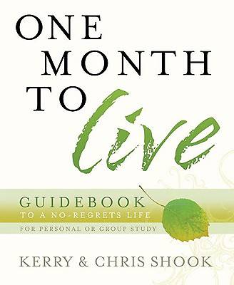 Picture of One Month to Live Guidebook
