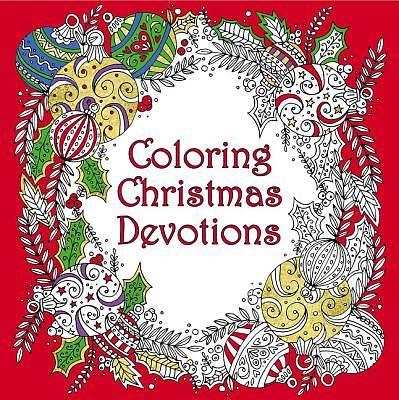 Picture of Coloring Christmas Devotions