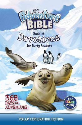 Picture of NIRV Adventure Bible Book of Devotions for Early Readers