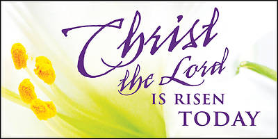 Christ the Lord Easter Lilies Offering Envelope (Pkg of 50)