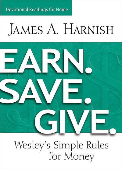 Earn. Save. Give. Devotional Readings for Home (Pkg of 25)