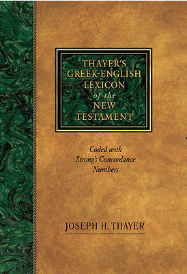 Thayers Greek-English Lexicon