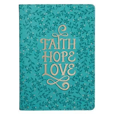 Picture of Journal Faith Hope Love