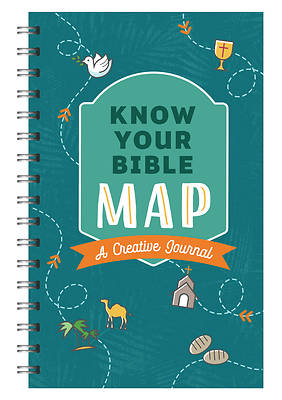 Picture of Know Your Bible Map [general Cover]