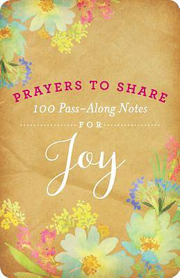 Prayers to Share Joy