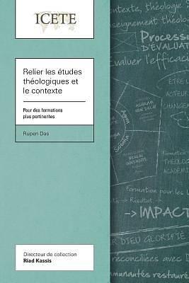 Picture of Relier Les Études Théologiques Et Le Contexte