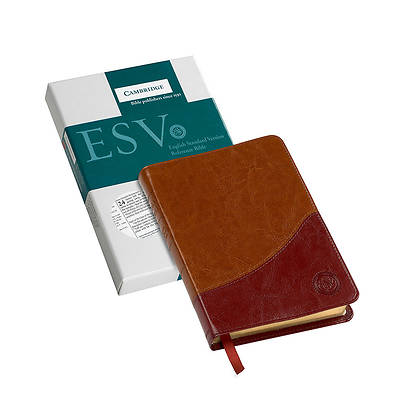 Pitt Minion Reference Bible-ESV