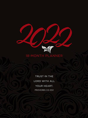 Picture of Trust in the Lord 2022 Planner