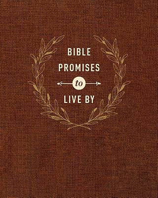Picture of Bible Promises to Live by