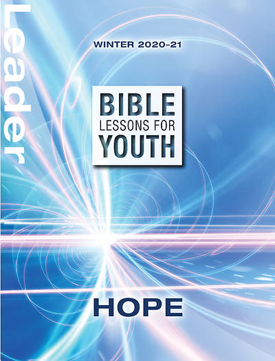 Picture of Bible Lessons for Youth Winter 2020-2021 Leader