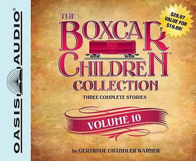 The Boxcar Children Collection Volume 10 (Library Edition)