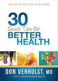 Picture of 30 Quick Tips for Better Health [ePub Ebook]