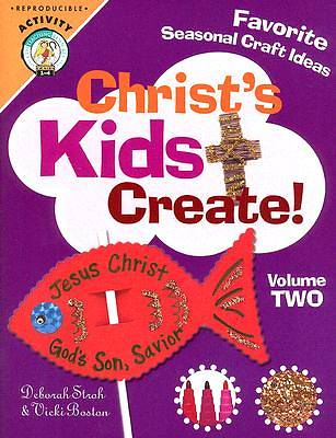 Christs Kids Create! Volume 2