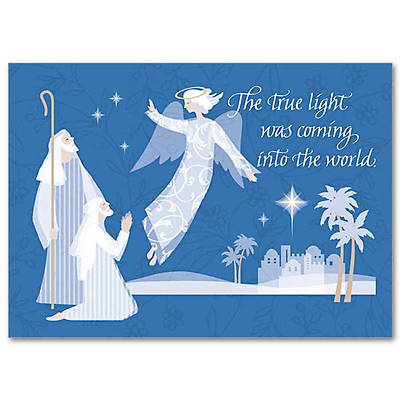 True Light Boxed Cards