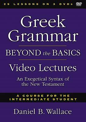 Picture of Greek Grammar Beyond the Basics Video Lectures