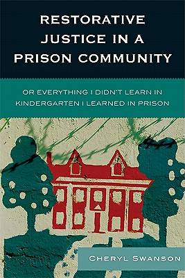 Restorative Justice in a Prison Community [Adobe Ebook]