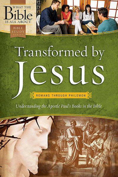 Transformed by Jesus